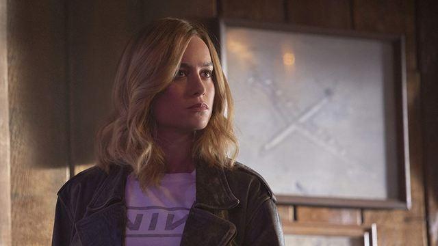 """Brie Larson Başrollü """"Captain Marvel""""dan Yeni Poster!"""