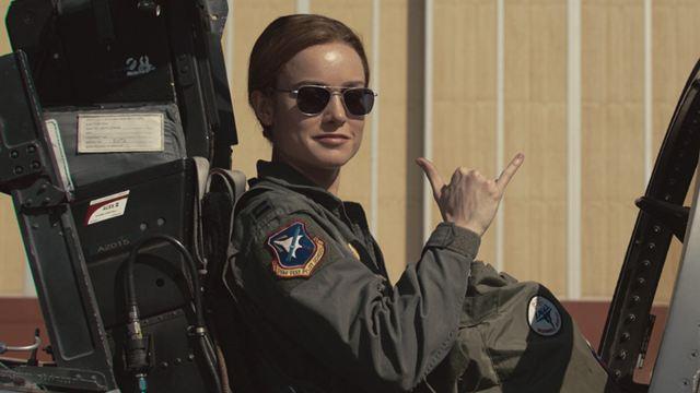 ABD Box Office'inin Lideri Captain Marvel!