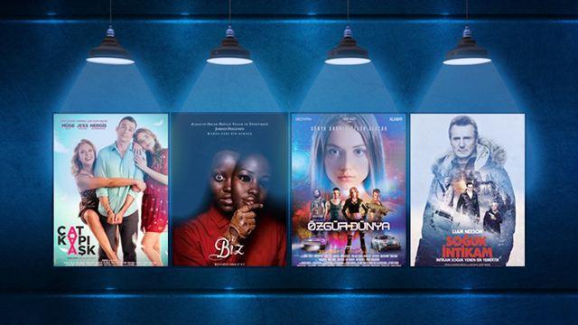 Vizyondaki Filmler