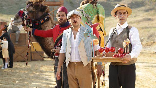 """Yerli Box Office'in Zirvesinde """"Türk İşi Dondurma"""" Var!"""