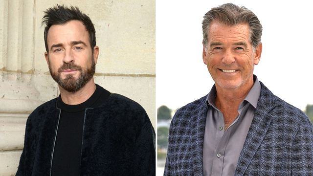 "Justin Theroux ve Pierce Brosnan ""False Positive"" Kadrosunda!"