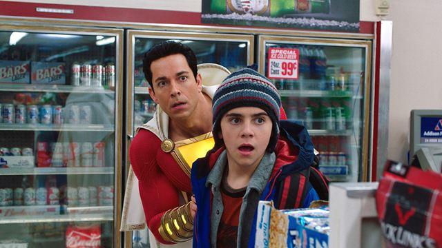 """""""Shazam!"""" Yerli Box Office'in Zirvesini İşgal Etti!"""