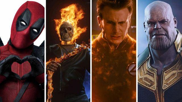 Süper Kahraman Filmlerinde İkinci Şans Verilen Oyuncular