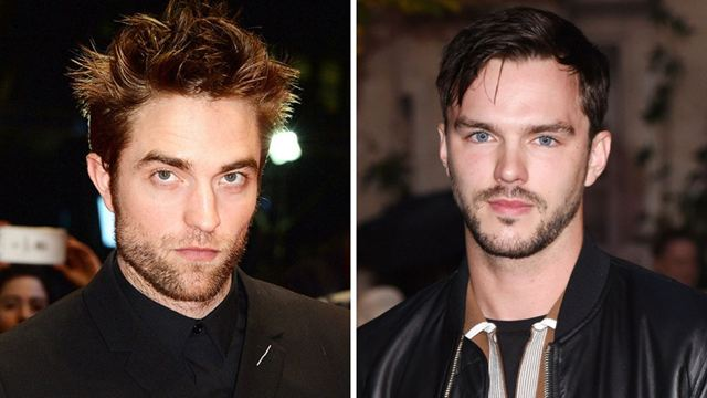Batman Kısa Listesi: Robert Pattinson Ve Nicholas Hoult