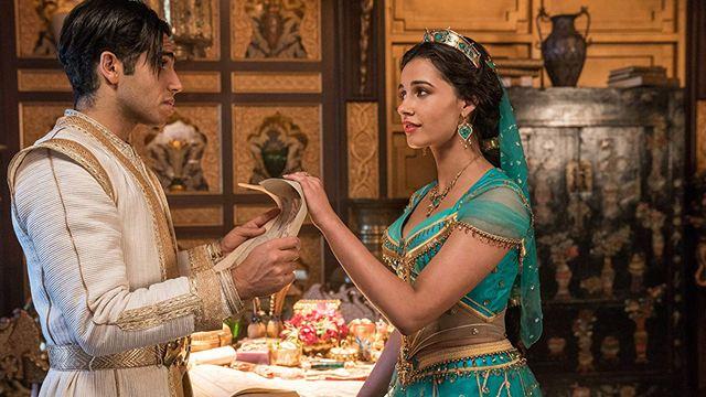 """ABD Box Office'inin Zirvesine """"Aladdin"""" Yerleşti!"""