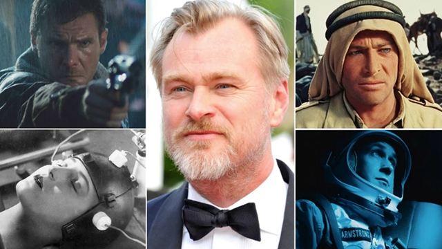 Christopher Nolan'ın En Sevdiği 20 Film!