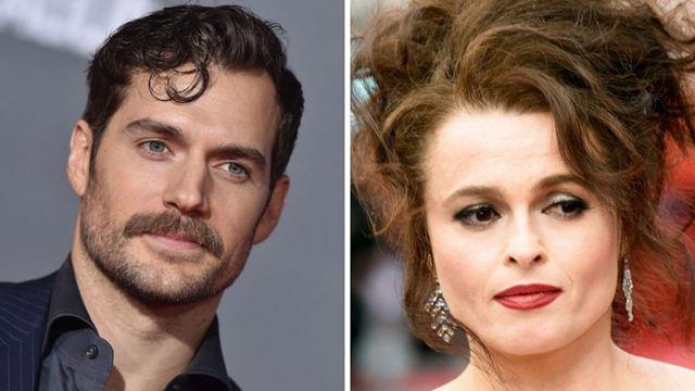 "Helena Bonham Carter ve Henry Cavill, ""Enola Holmes"" Kadrosunda!"