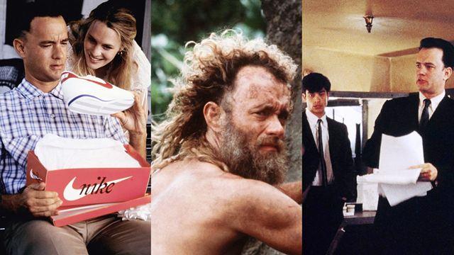 Tom Hanks'in En İyi 10  Filmi!