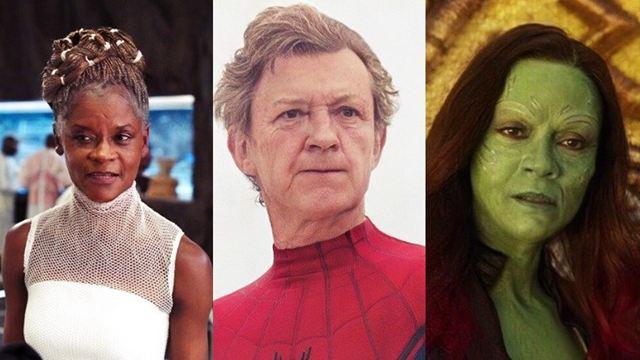 Avengers Ekibinin Yaşlılık Halleri!