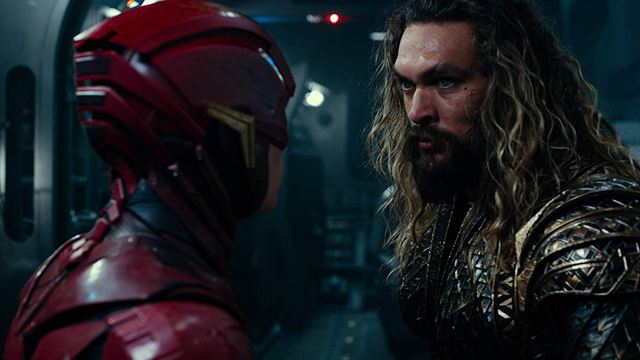 "Jason Momoa'ya Göre ""Justice League"" Snyder Versiyonu Çılgınca!"