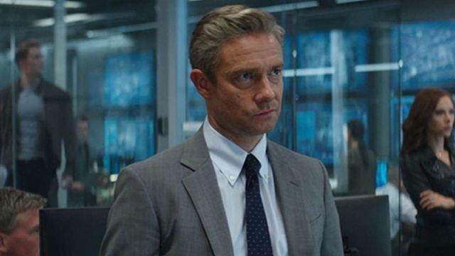 """Martin Freeman, """"Black Panther 2"""" Hakkında Bildiklerini Anlattı"""