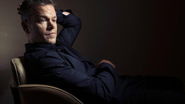 Yakın Plan: Matt Damon