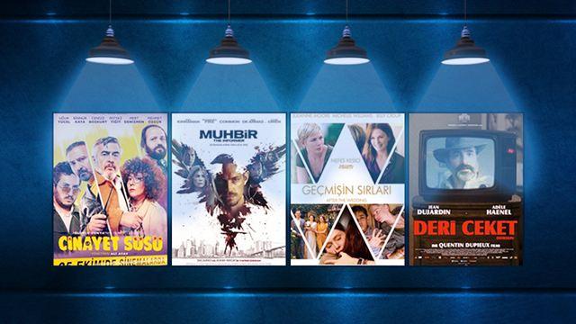 Vizyondaki Filmler: Cinayet Süsü, Muhbir...
