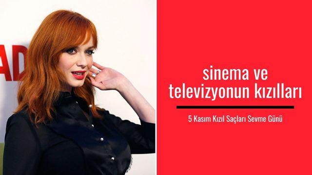 Sinema ve Televizyonun Kızılları