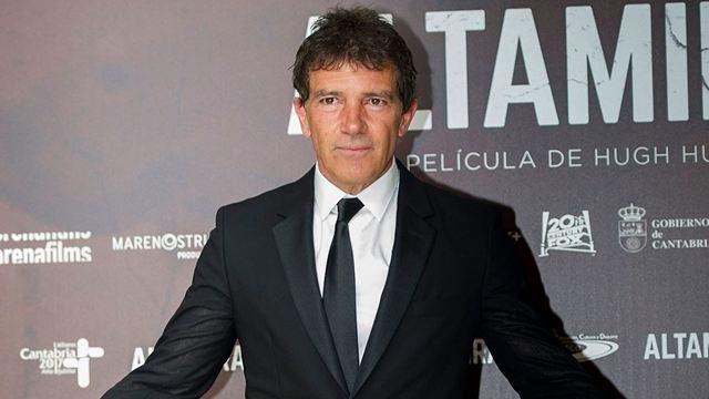 Antonio Banderas'a Uluslararası Yıldız Ödülü!