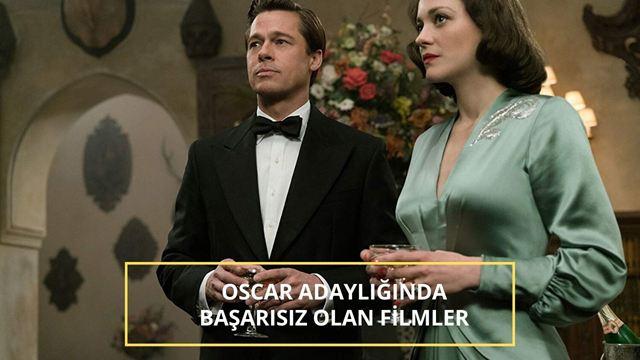 Oscar'a Gitmesi Planlanan, Ancak Başarısız Olan Filmler