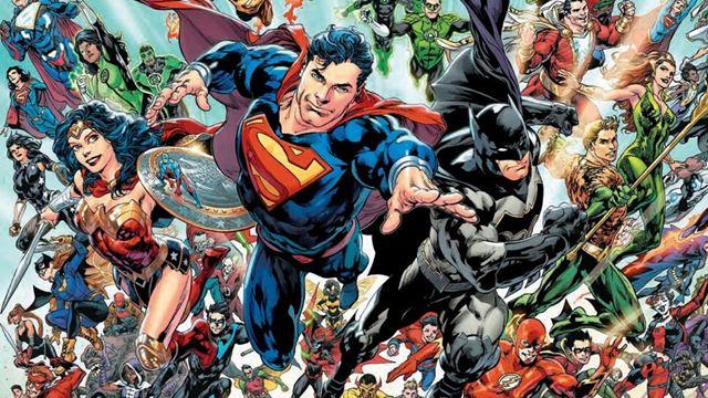 Gelecek Tüm DC Filmleri!