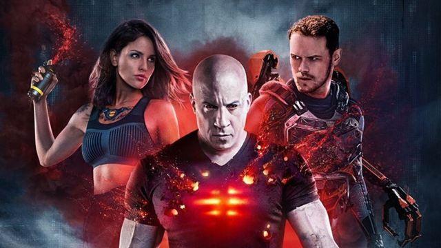 """Vin Diesel'lı """"Bloodshot""""tan Poster Geldi!"""