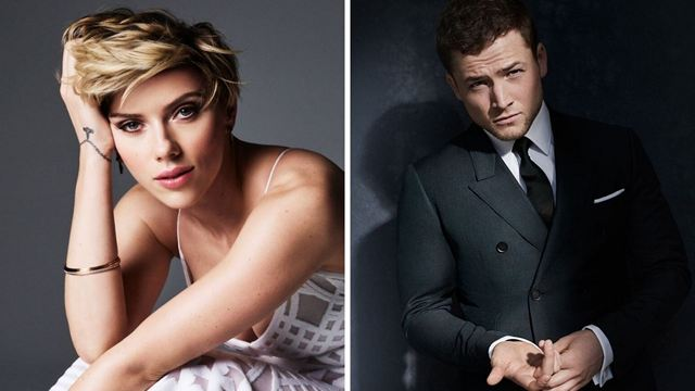 "Scarlett Johansson ve Taron Egerton, ""Little Shop of Horrors""da Rol Alabilir!"