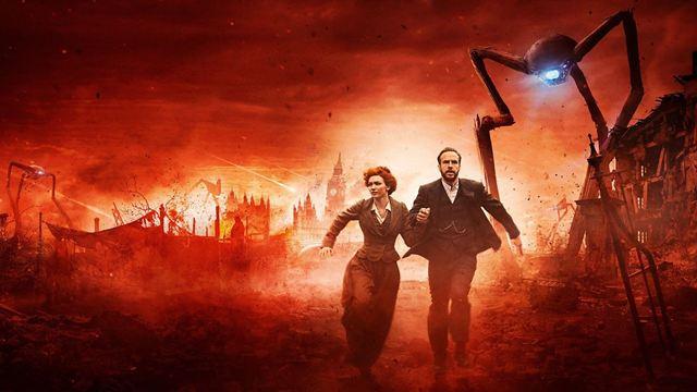 """AMC Premiere, BBC Yapımı """"The War of the Worlds""""ün Haklarını Satın Aldı"""