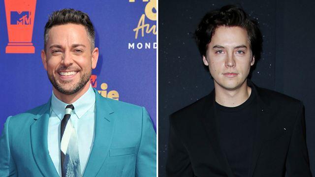 Zachary Levi ve Cole Sprouse, Müzikal Komedi 'Undercover'da Buluşuyor!