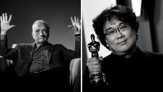 Martin Scorsese, Oscarlı Yönetmen Bong Joon Ho'ya Mektup Yazmış