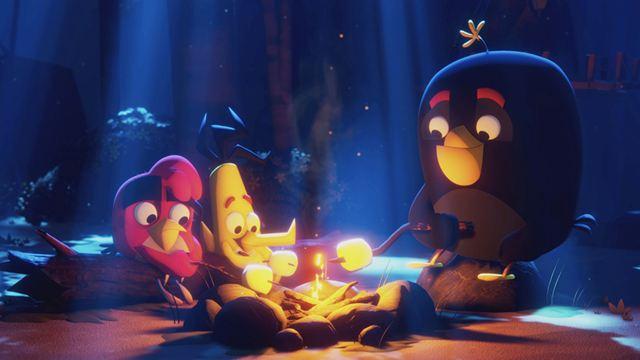 "Netflix'ten ""Angry Birds"" Animasyon Serisi Geliyor"