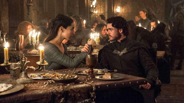 Game of Thrones Yazarı George R.R.Martin, Kanlı Düğün Sahnesinde Oynamak İstemiş