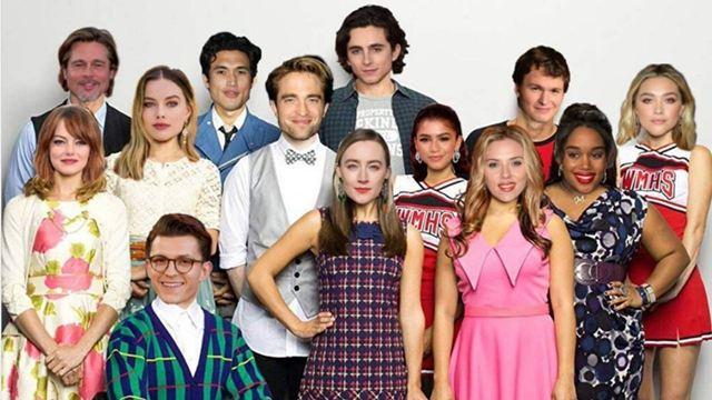 """Ryan Murphy, Hayali """"Glee"""" Kadrosunu Paylaştı!"""