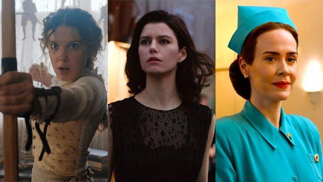 """Eylül'de Netflix: """"Ratched"""", """"Atiye"""", """"Enola Holmes"""""""