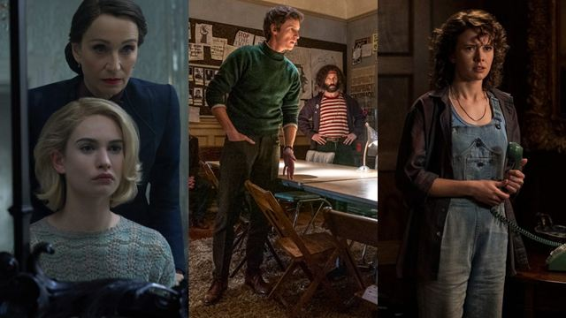 "Ekim'de Netflix: ""The Haunting of Bly Manor"", ""The Trial of the Chicago 7"", ""Rebecca"""