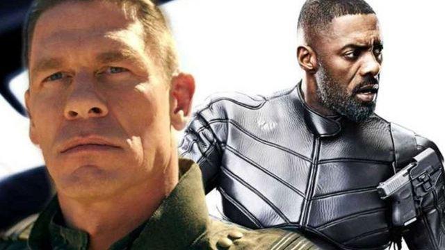 Idris Elba ve John Cena, Heads of State İçin Bir Araya Geliyor