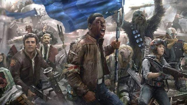"""John Boyega, Colin Trevorrow'lu """"Star Wars 9"""" Konsept Tasarımı Üzerine Konuştu"""