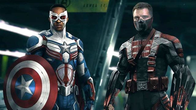 Marvel Dizisi 'The Falcon and The Winter Soldier'dan Yeni Fragman