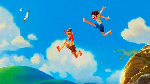 """Animasyon Filmi """"Luca""""dan Yeni Görsel Paylaşıldı!"""