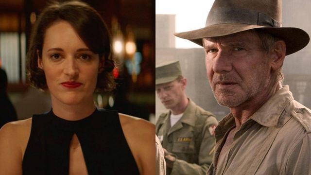 Phoebe Waller-Bridge, Harrison Ford'lu 'Indiana Jones 5'ın Kadrosunda