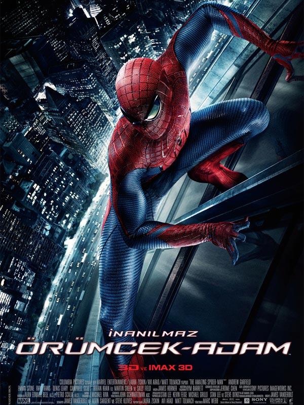 Inanılmaz örümcek Adam Filmi Için Benzer Filmler Beyazperdecom