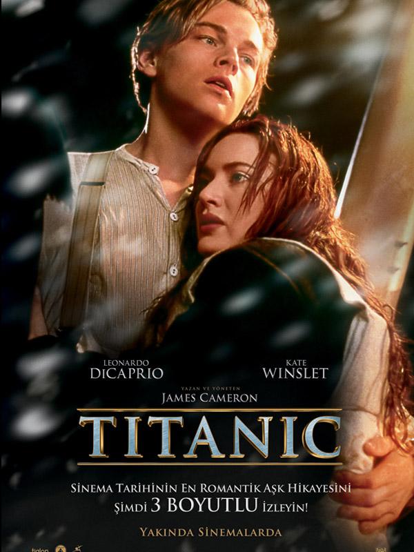 Titanik Titanic Beyazperdecom
