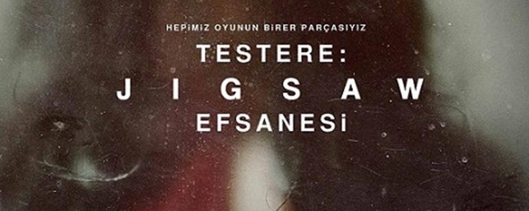 Testere Jigsaw Efsanesi'nden Türkçe Altyazılı Fragman