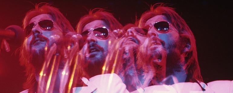 Eric Clapton Belgeseli Geliyor