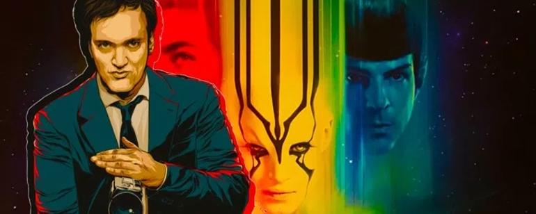 Star Trek'e Quentin Tarantino Dokunuşu