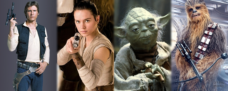 Star Wars Evreninin Favorileri Belli Oldu!