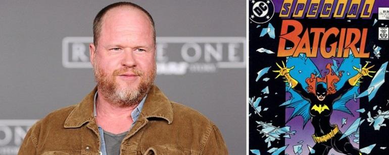 """Joss Whedon """"Batgirl"""" Projesinden Ayrıldı!"""
