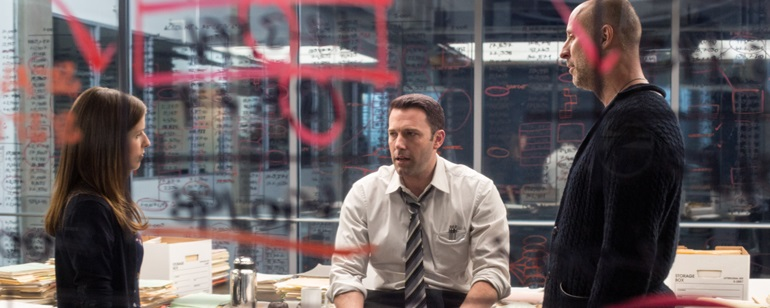 Ben Affleck ve Yönetmen Gavin O'Connor Tekrar Bir Araya Geliyor!