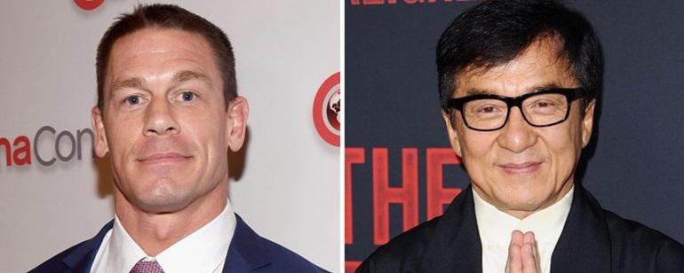 """Jackie Chan ve John Cena """"Project X"""" Filminde Buluşuyor!"""