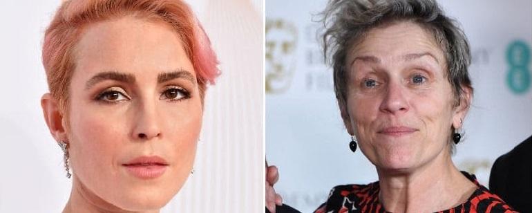 Frances McDormand ve Noomi Rapace Ekrana Transfer Oluyor