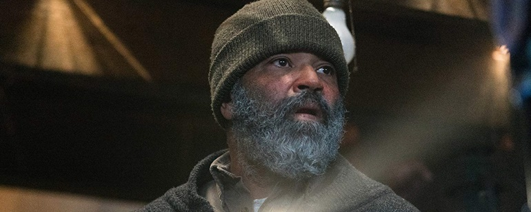 "Jeffrey Wright'lı Gerilim ""Hold the Dark""tan İlk Poster!"