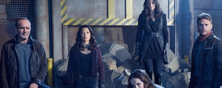 Marvel's Agents of SHIELD 7. Sezon Onayını Aldı
