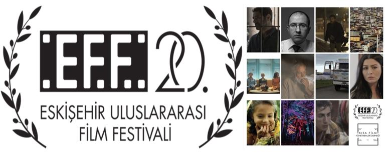 20. Uluslararası Eskişehir Film Festivali'nden Kısa Filmcilere Büyük Telif!