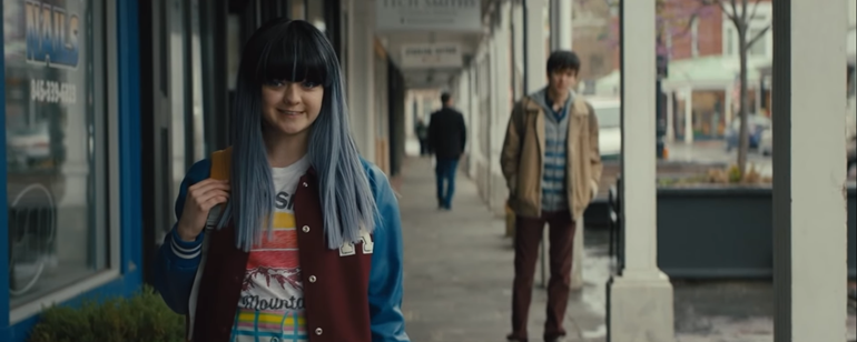 "Asa Butterfield ve Maisie Williams'lı ""Then Came You""dan İlk Fragman Geldi!"